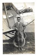 AVIATION SUISSE FLIEGER CHARLES BOREL CARTE PHOTO Défaut / FREE SHIPPING R - Zonder Classificatie