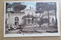 MASCARA - L-Hotel De Ville ( Algérie ) - Autres Villes