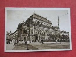 Czech Republic Prague  National Theatre Ref 3418 - Czech Republic