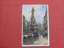 Signed  Artist    Austria Stamp & Cancel Ref 3418 - Austria