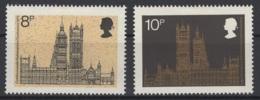 Grande-Bretagne. 1973. Y & T N° 695/96 *, MH. Cote Y & T 2012 : 2 € - Neufs