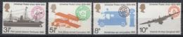 Grande-Bretagne. 1974. Y & T N° 725/28  *, MH. Cote Y & T 2012 : 2,50 € - Neufs