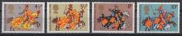Grande-Bretagne. 1974. Y & T N° 729/32  *, MH. Cote Y & T 2012 : 3,50 € - Neufs