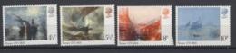 Grande-Bretagne. 1975. Y & T N° 747/50  *, MH. Cote Y & T 2012 : 2,50 € - Neufs