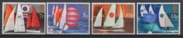 Grande-Bretagne. 1975. Y & T N° 756/59  *, MH. Cote Y & T 2012 : 2,50 € - Neufs