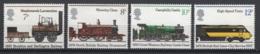 Grande-Bretagne. 1975. Y & T N° 760/63  *, MH. Cote Y & T 2012 : 3 € - Neufs