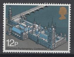 Grande-Bretagne. 1975. Y & T N° 764  *, MH. Cote Y & T 2012 : 0,90 € - Neufs
