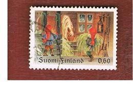 FINLANDIA (FINLAND) -  SG 965  -    1979  CHRISTMAS                -   USED ° - Finlandia