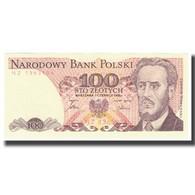 Billet, Pologne, 100 Zlotych, 1986, 1986-06-01, KM:143b, NEUF - Pologne