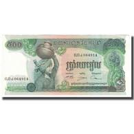 Billet, Cambodge, 500 Riels, KM:16a, NEUF - Cambodia