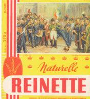 BU 1735 /  BUVARD -   REINETTE - LES ADIEUX DE FONTAINEBLEAU - Bizcochos