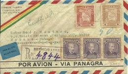 BOLIVIA, CARTA CIRCULADA DE BOLIVIA A  LA HABANA, AÑO 1936 - Bolivia