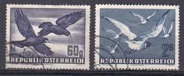 Jv_ Österreich - Mi.Nr. 955 - 956 - Gestempelt Used - 1945-60 Gebraucht
