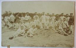 Truppenübungsplatz Elsenborn, Dt.Soldaten, Fotokarte Oswald Kluge (16817) - Weltkrieg 1914-18