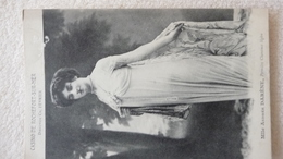 CP. CASINO DE ROCHEFORT-SUR-MER - Direction Ch. FEVRIER - Mlle A. DARENE - Rochefort