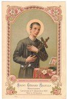 SAINT GERARD MAJELLA REDEMPTORISTE CANONISE IMAGE PIEUSE RELIGIEUSE HOLY CARD SANTINI HEILIG PRENTJE - Andachtsbilder