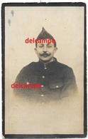 Oorlog Guerre Jan Baptiste Catrie Gent Soldaat Vestingsartillerie Gesneuveld Te Busum Juli 1916  Doodsprentje Bidprentje - Devotion Images