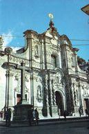 1 AK Ecuador * Kirche La Compañía In Quito - Quito War Die Erste Stadt Die 1978 UNESCO-Weltkulturerbe Wurde * - Ecuador