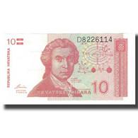 Billet, Croatie, 10 Dinara, 1991, KM:18s, NEUF - Croatie
