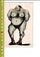51177 - Bodybuilding - - Postcards
