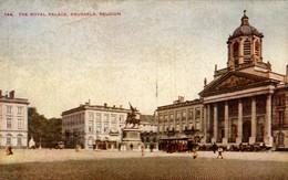 THE ROYAL PALACE BRUSSELS BELGIUM - Marktpleinen, Pleinen