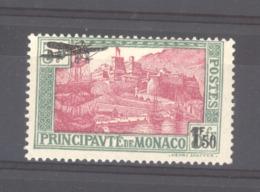 Monaco  -  Avion  :  Yv  1  * - Poste Aérienne