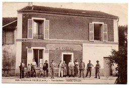 77 - Seine Et Marne / COMBS -la- VILLE -- Vaux -la- Reine -- Maison COLLIN (Rendez-vous Des Pêcheurs). - Combs La Ville