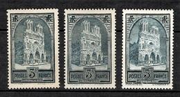 France YT N° 259 Types I, II Et IV Neufs *. B/TB. A Saisir! - Unused Stamps
