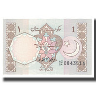 Billet, Pakistan, 1 Rupee, KM:26b, NEUF - Pakistan