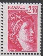 FRANCE   SABINES    __N°1978a  __NEUF** VOIR SCAN - 1977-81 Sabine Of Gandon