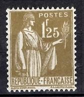 France YT N° 287 Neuf ** MNH. Gomme D'origine. TB. A Saisir! - France