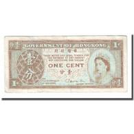 Billet, Hong Kong, 1 Cent, KM:325b, TB - Hong Kong