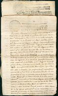 (1724ca). Interesante Conjunto De Documentos De Diversos Tipos Fechados Entre 1724 Y 1910, Contiene Varios Documentos De - Spain