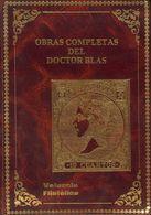 """1985. OBRAS COMPLETAS DEL DOCTOR BLAS. Volumen XXVII De La Biblioteca De La Revista """"Valencia Filatélica"""". Valencia, 198 - Spain"""