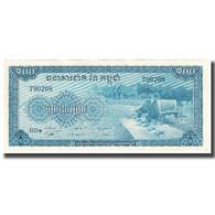 Billet, Cambodge, 100 Riels, KM:13b, NEUF - Cambodia