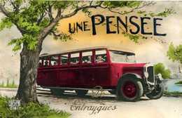 ENTRAYGUES =   Une Pensée De .. (autocar)   815 - France