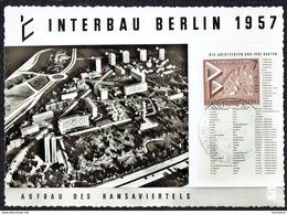Interbau Berlin 1957  MiNr 160  Echte Foto - [5] Berlijn
