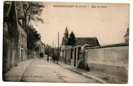 78 - Yvelines / MAURECOURT -- Rue De Paris. - Maurecourt