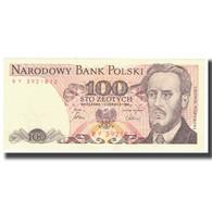 Billet, Pologne, 100 Zlotych, 1986, 1986-06-01, KM:143c, NEUF - Pologne
