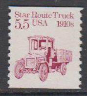 USA 1985 Star Route Truck 1910s 1v ** Mnh (43129) - Verenigde Staten