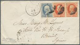 Nachlässe: Nachlässe - Großer Briefe-Nachlass In 255 Kartons Mit Mehreren Hunderttausend Briefen / P - Postzegels