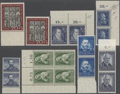 Nachlässe: Umfangreicher Nachlaß Aus Aller Welt In 4 Großen Kartons, U.a. 12 Dicke Binder, Meist Mit - Postzegels