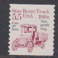 USA 1985 Star Route Truck 1910s 1v  Non Profit ** Mnh (43129B) - Verenigde Staten