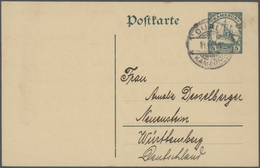 Nachlässe: BELEGE-POSTEN Mit Vorwiegend Material Vor 1945, Dabei Briefe, Karten Und Auch Ansichtskar - Lots & Kiloware (min. 1000 Stück)