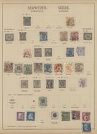 Nachlässe: NORDSEE-NACHLASS: Einige Hundert Meist Moderne Ansichtskarten Und Briefe. Weiter Eine Alt - Lots & Kiloware (min. 1000 Stück)