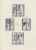 """Nachlässe: THEMATIK-NACHLASS In 4 Klemmbindern, Mit U.a. Themen """"Gemälde"""", """"Porzellan"""", """"Moderne Kun - Lots & Kiloware (min. 1000 Stück)"""