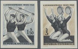 Nachlässe: 1840-2017: Großer, Sehr Umfangreicher Nachlass Aus Österreich In Weit über 200 Kartons Un - Lots & Kiloware (min. 1000 Stück)