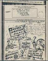 Nachlässe: 1880/2000 (ca.), Ungefähr 120 Vielfach Interessante Belege Aus Einer Großen Sammlungsaufl - Lots & Kiloware (min. 1000 Stück)