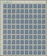 Canada: 1947/1949, Stock Of The Issues Michel No. 244/249 With Tens Of Thousands Of Copies In Units - Kanada