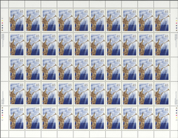 Canada: 1958/1998 (ca.), Stock Of MNH Stamps Through These Years In Various Quantities Including Man - Kanada